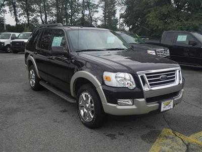 2010 Ford Explorer Eddie Bauer SUV for sale in Rutherford for $16,999 with 62,175 miles.