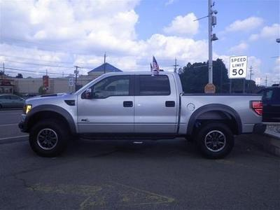 2011 Ford F150 SVT Raptor Crew Cab Pickup for sale in Rutherford for $46,999 with 27,364 miles.
