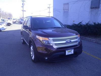 2012 Ford Explorer XLT SUV for sale in Rutherford for $30,999 with 24,305 miles.