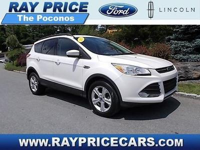 2013 Ford Escape SE SUV for sale in Stroudsburg for $21,826 with 34,795 miles.