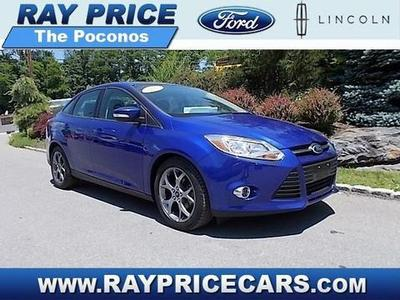 2013 Ford Focus SE Sedan for sale in Stroudsburg for $16,439 with 24,420 miles.