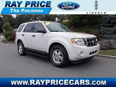2011 Ford Escape XLT SUV for sale in Stroudsburg for $16,516 with 61,363 miles.