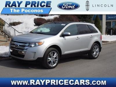 2012 Ford Edge SEL SUV for sale in Stroudsburg for $25,142 with 22,467 miles.