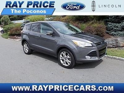 2013 Ford Escape SEL SUV for sale in Stroudsburg for $22,800 with 34,980 miles.