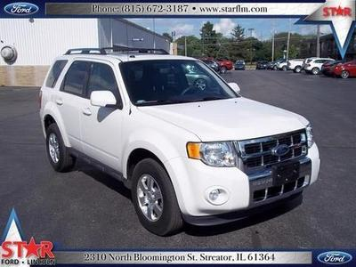 2012 Ford Escape Limited SUV for sale in Streator for $22,995 with 23,575 miles.