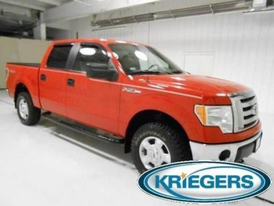 2011 Ford F150 XLT Crew Cab Pickup for sale in Muscatine for $29,990 with 54,064 miles.