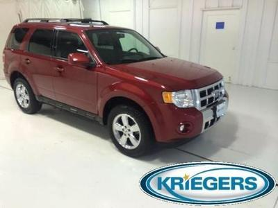 2010 Ford Escape Limited SUV for sale in Muscatine for $18,553 with 43,228 miles.