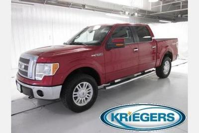 2010 Ford F150 Lariat Crew Cab Pickup for sale in Muscatine for $29,594 with 58,688 miles.