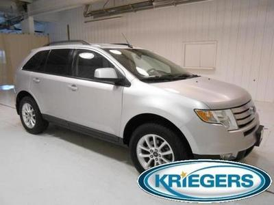 2010 Ford Edge SEL SUV for sale in Muscatine for $19,875 with 46,597 miles.