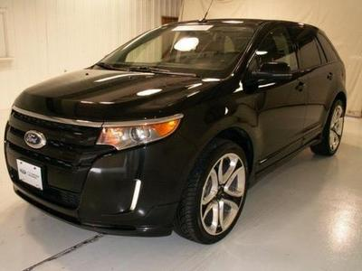 2012 Ford Edge Sport SUV for sale in Muscatine for $30,456 with 46,813 miles.