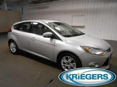 2012 Ford Focus SEL Hatchback for sale in Muscatine for $15,494 with 30,202 miles.