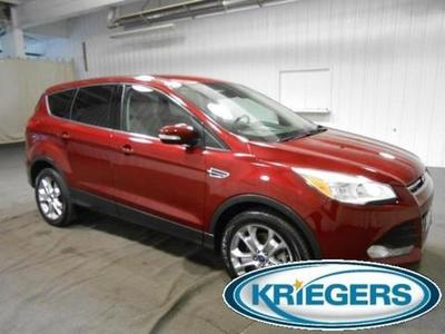 2013 Ford Escape SEL SUV for sale in Muscatine for $24,460 with 37,038 miles.