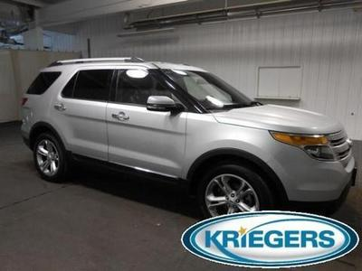 2013 Ford Explorer Limited SUV for sale in Muscatine for $33,721 with 38,763 miles.