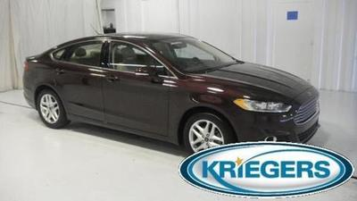 2013 Ford Fusion SE Sedan for sale in Muscatine for $20,286 with 21,611 miles.