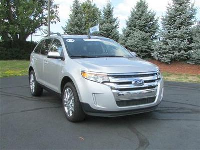 2013 Ford Edge Limited SUV for sale in Davenport for $29,375 with 38,572 miles.