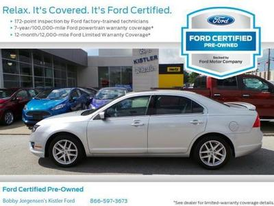 2012 Ford Fusion SEL Sedan for sale in Toledo for $18,495 with 26,243 miles.