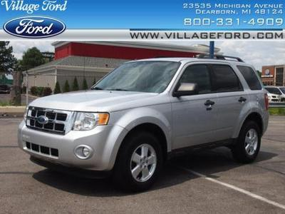 2011 Ford Escape XLT SUV for sale in Dearborn for $16,980 with 41,322 miles.
