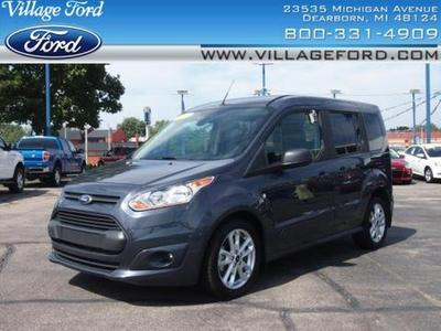 2014 Ford Transit Connect XLT Cargo Van for sale in Dearborn for $25,980 with 11,927 miles.