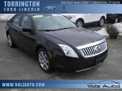 Used 2011 Mercury Milan - Torrington CT