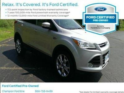 2013 Ford Escape SEL SUV for sale in Erie for $24,988 with 33,203 miles.