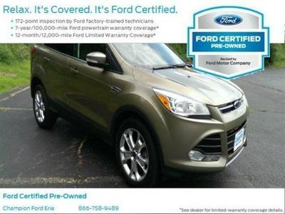2013 Ford Escape SEL SUV for sale in Erie for $24,988 with 29,000 miles.