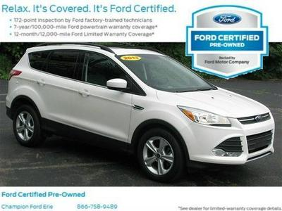 2013 Ford Escape SE SUV for sale in Erie for $24,988 with 28,694 miles.
