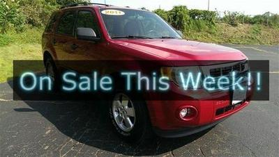 2011 Ford Escape XLT SUV for sale in Erie for $16,988 with 54,265 miles.