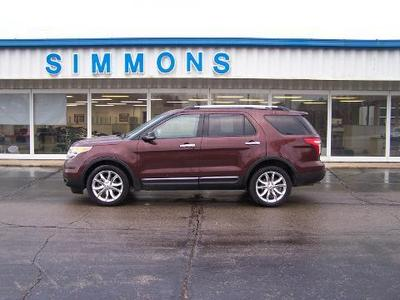 2012 Ford Explorer XLT SUV for sale in Vicksburg for $34,995 with 27,923 miles.