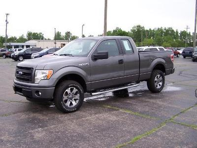 2013 Ford F150 STX Extended Cab Pickup for sale in Vicksburg for $32,999 with 9,769 miles.