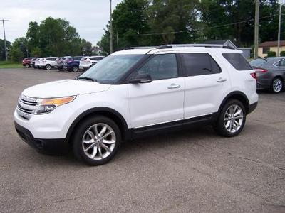2013 Ford Explorer XLT SUV for sale in Vicksburg for $34,999 with 17,807 miles.