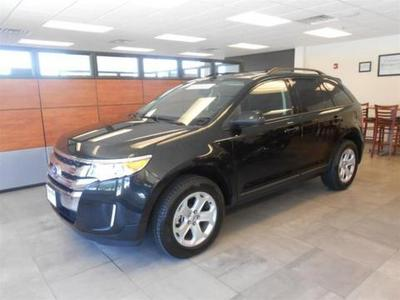 2013 Ford Edge SEL SUV for sale in Sioux City for $24,998 with 29,180 miles.