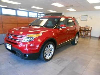 2012 Ford Explorer Limited SUV for sale in Sioux City for $32,998 with 31,369 miles.