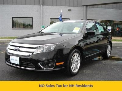 2012 Ford Fusion SEL Sedan for sale in Salisbury for $19,995 with 33,617 miles.