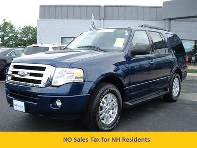 2011 Ford Expedition XLT SUV for sale in Salisbury for $26,995 with 44,737 miles.