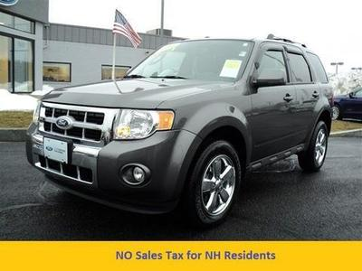 2011 Ford Escape Limited SUV for sale in Salisbury for $20,995 with 42,470 miles.