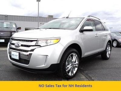 2013 Ford Edge Limited SUV for sale in Salisbury for $29,995 with 17,050 miles.