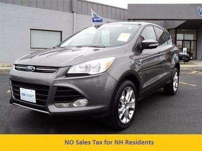 2013 Ford Escape SEL SUV for sale in Salisbury for $23,995 with 36,689 miles.