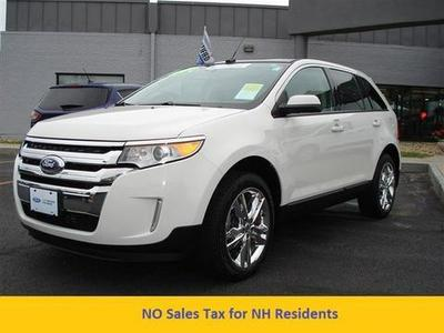 2012 Ford Edge SEL SUV for sale in Salisbury for $26,995 with 42,499 miles.