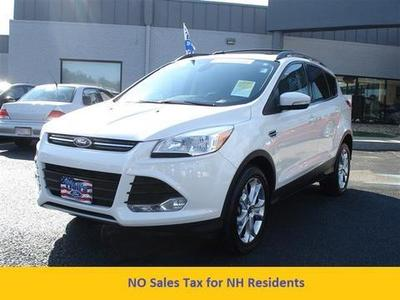 2013 Ford Escape SEL SUV for sale in Salisbury for $26,995 with 12,928 miles.