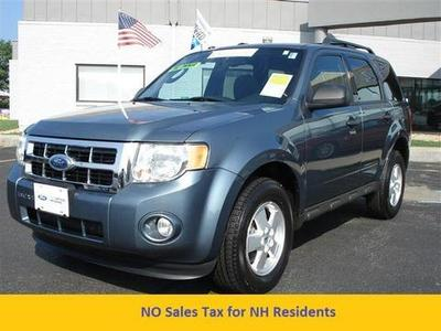 2011 Ford Escape XLT SUV for sale in Salisbury for $18,995 with 42,525 miles.