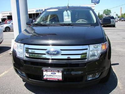 2010 Ford Edge SEL SUV for sale in Mechanicville for $21,990 with 37,941 miles.