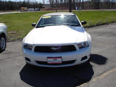 2012 Ford Mustang Convertible for sale in Mechanicville for $22,990 with 19,793 miles.