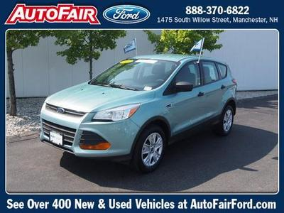 2013 Ford Escape S SUV for sale in Manchester for $19,594 with 19,323 miles.
