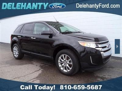 2011 Ford Edge SEL SUV for sale in Flushing for $21,900 with 44,377 miles.