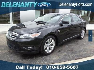 2012 Ford Taurus SEL Sedan for sale in Flushing for $20,900 with 30,100 miles.