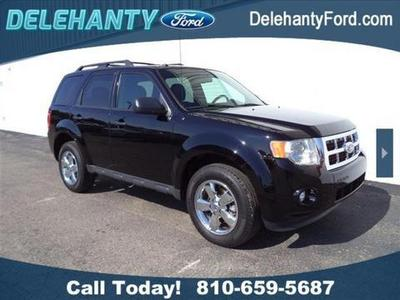 2012 Ford Escape XLT SUV for sale in Flushing for $17,900 with 34,267 miles.