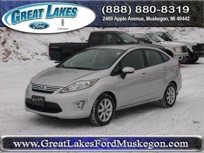 2012 Ford Fiesta SEL Sedan for sale in Muskegon for $13,988 with 41,710 miles.