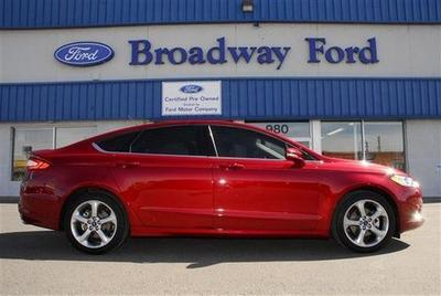 2014 Ford Fusion SE Sedan for sale in Idaho Falls for $24,493 with 1,921 miles.