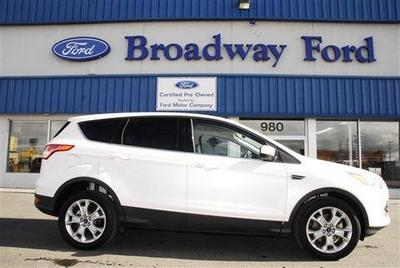 2013 Ford Escape SEL SUV for sale in Idaho Falls for $24,995 with 39,679 miles.