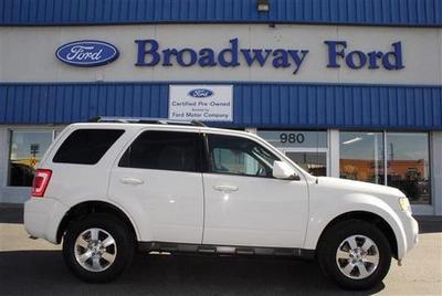 2012 Ford Escape Limited SUV for sale in Idaho Falls for $21,492 with 40,163 miles.